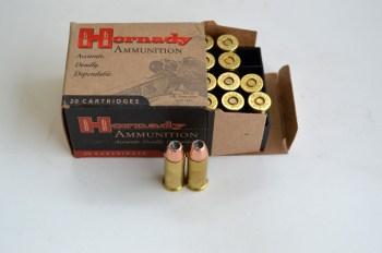 Hornady .44 Special ammunition