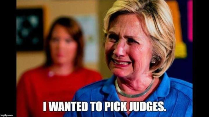 Hillary Clinton crying meme
