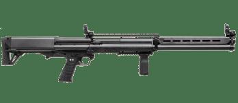 Ket-Tec KSG-25 shotgun right profile black