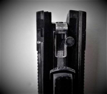 firing pin block on a 1911 pistol
