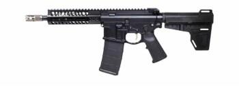 2A Armament Balios Lite Gen 2 AR pistol left profile
