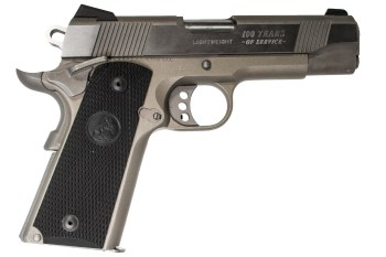 Colt Commander Lightweight right profile