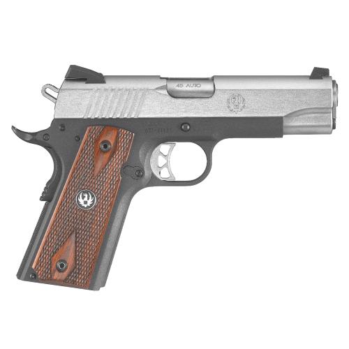 Aluminum-Frame Pistols Make Sense - The K-Var Armory