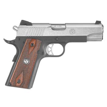 Ruger SR1911 Lightweight 1911 pistol right profile