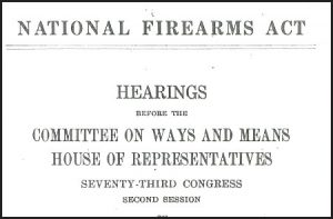 NFA Hearings