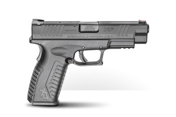 Springfield XD(M) pistol right profile