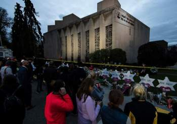 Tree of Life Synagogue memorial service