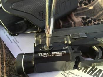 light bearing adjustment tool for the Omnivore holster