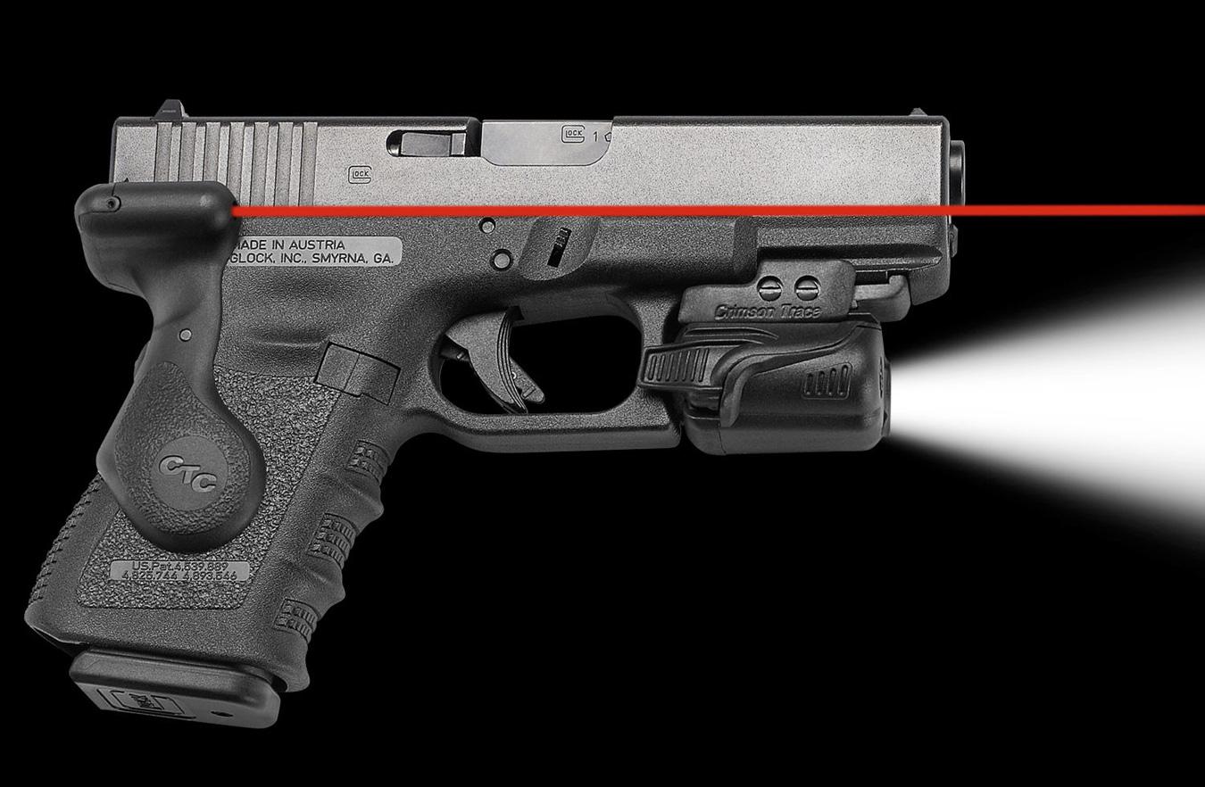 Lasers: The Crimson Trace Advantage - The K-Var Armory