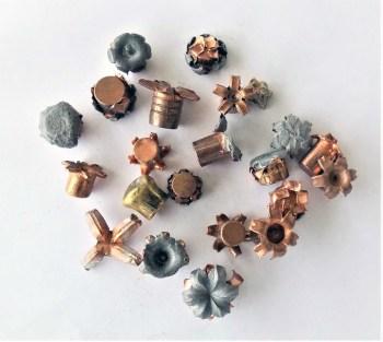 20 upset bullets
