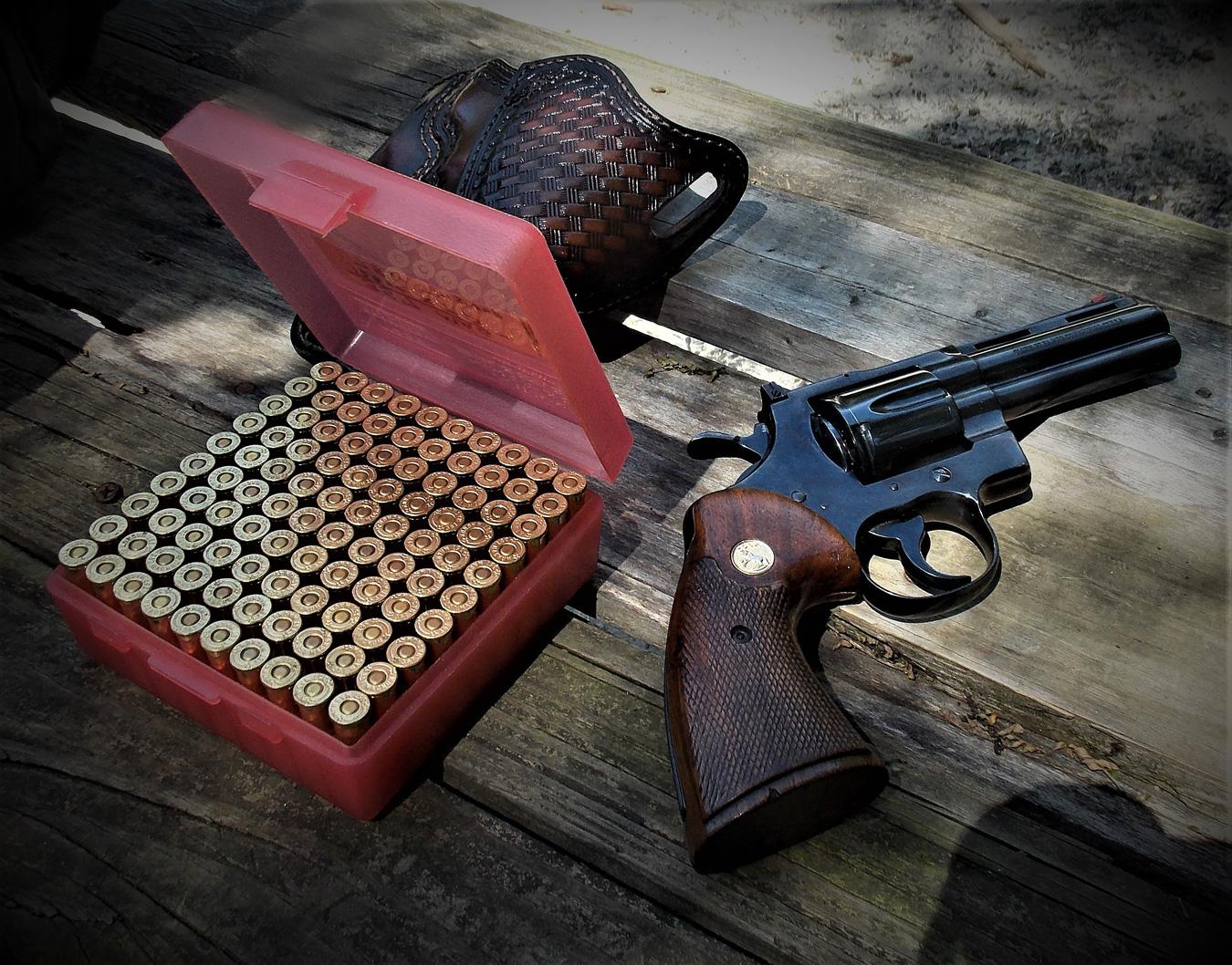 Python: Colt's Best Revolver - The K-Var Armory