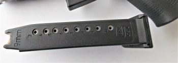 Glock 48 slim line magazine