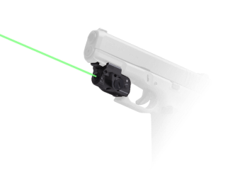 LaserMax Lightning Rail Mounted Laser With GripSense Activation