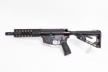 Wilson Combat AR9 left profile