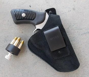 Galco's Carry Lite revolver holster
