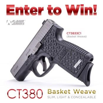 Kahr Arms Win CT380 Pistol