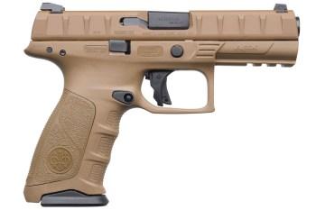 Beretta APX pistol right profile