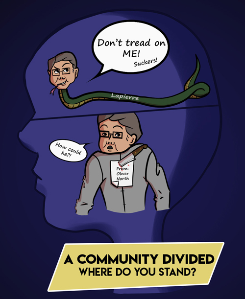 Community Divided