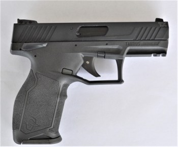 Taurus TX22 right profile black
