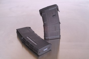 Two Magpul Magazines