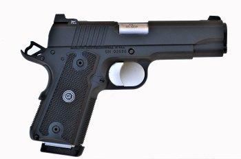 Guncrafter CCO 1911 pistol right profile