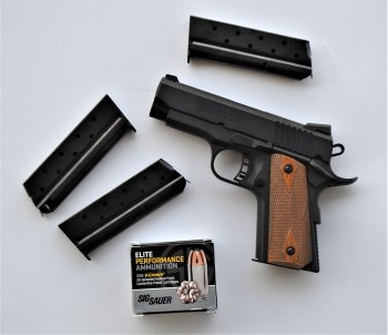 Citadel 9mm 1911 Officers Model