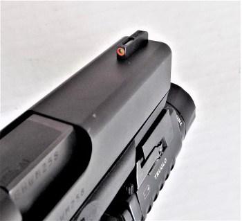 TruGlo fiber optic front sight