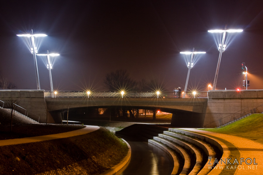 Most v Trnovem