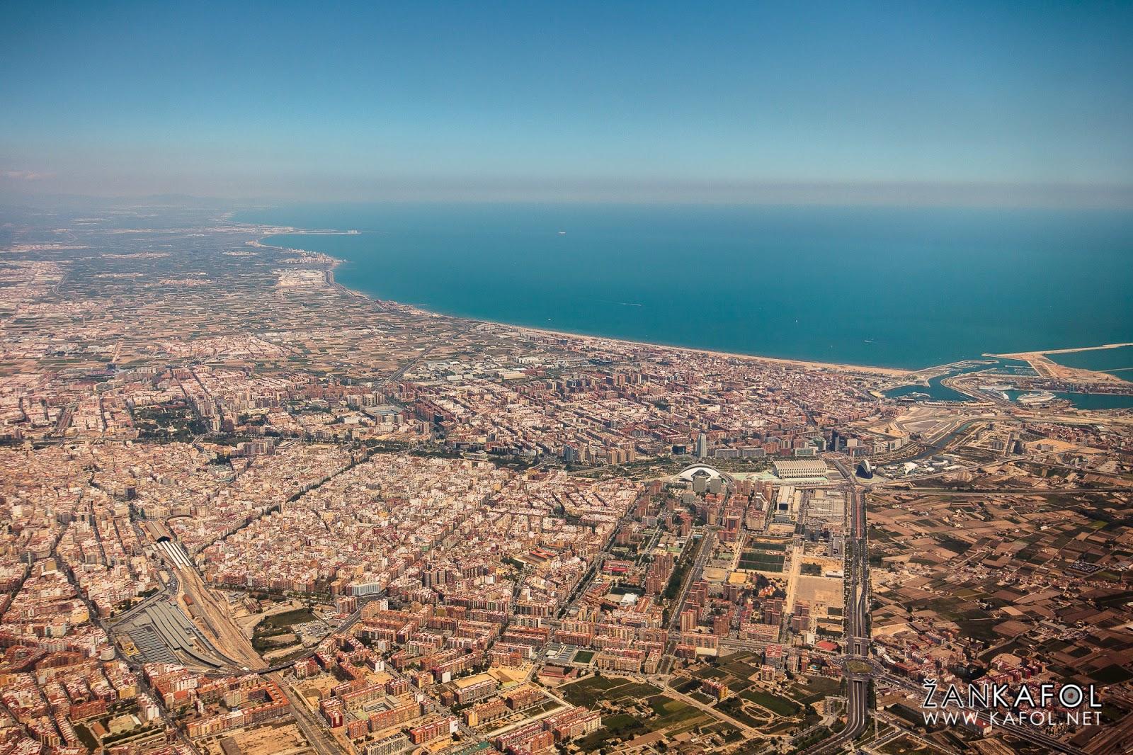 Valencia, Španija