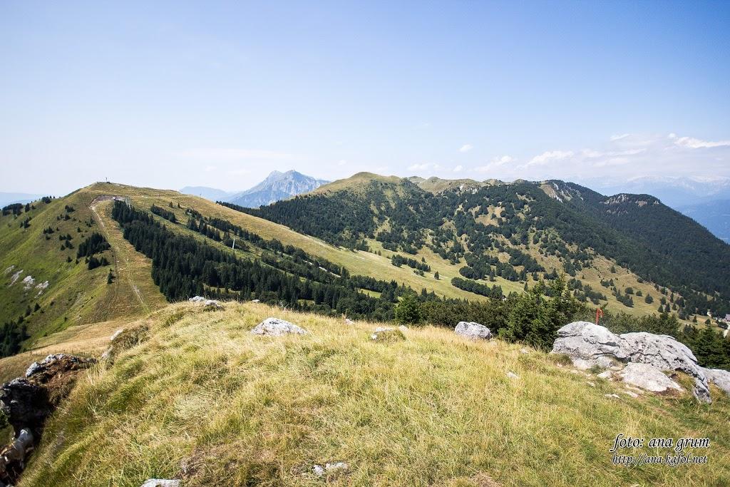 Sedlo na Soriški planini