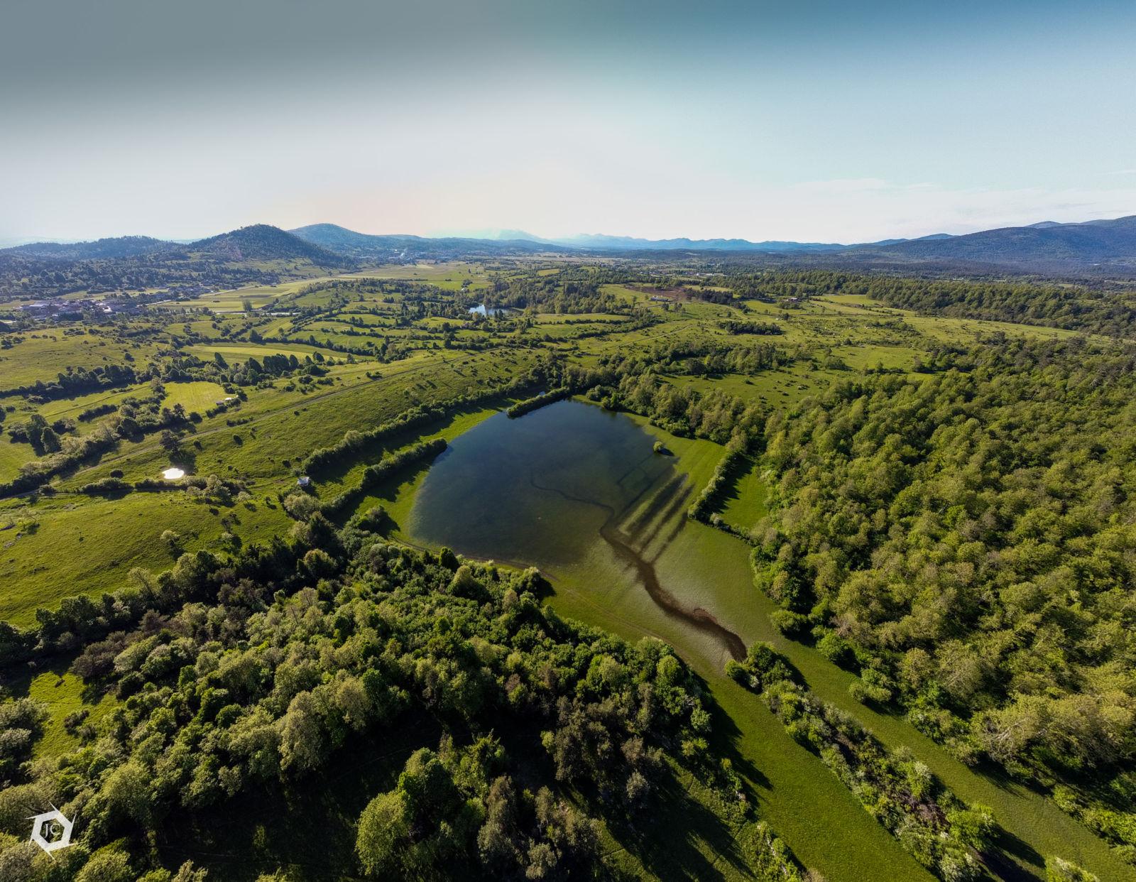 Malo Drskovško jezero