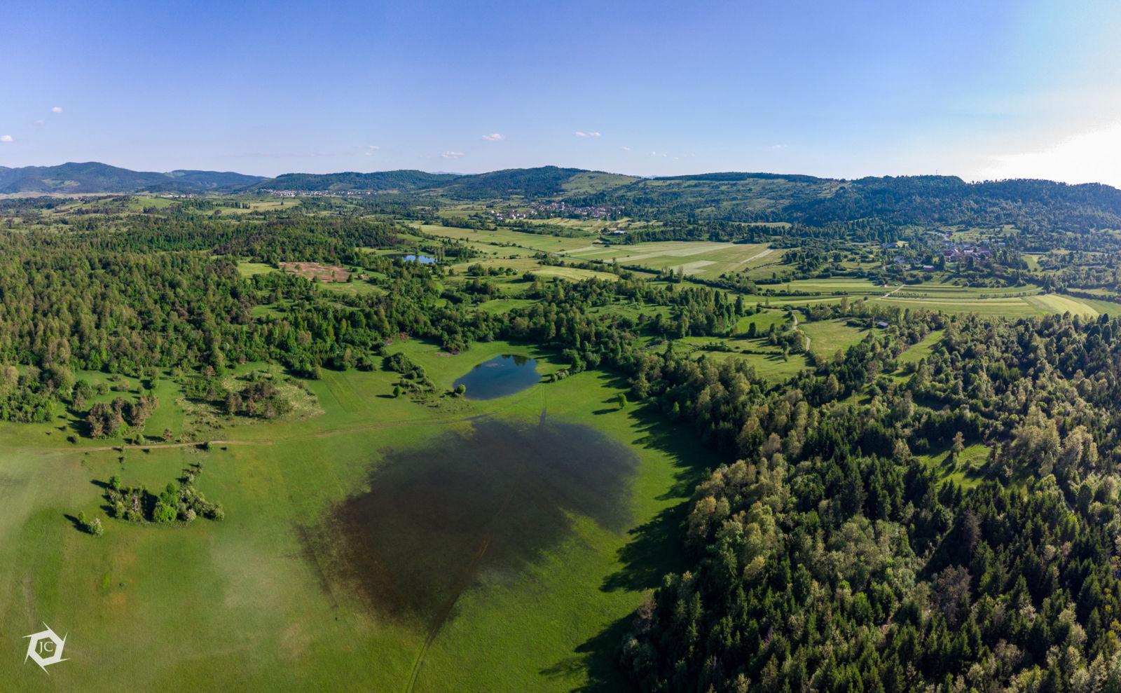 Veliko Drskovško jezero