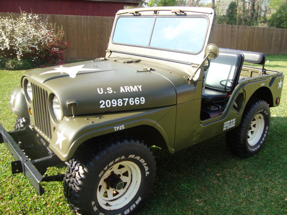 If I Had A Willys Jeep Collection :: Kaiser Willys Jeep Blog