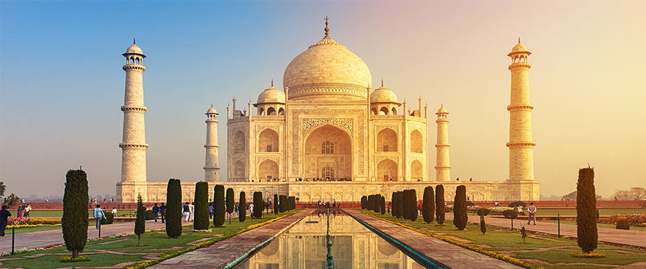 Kaligo's Top Historical Destinations - Taj Mahal