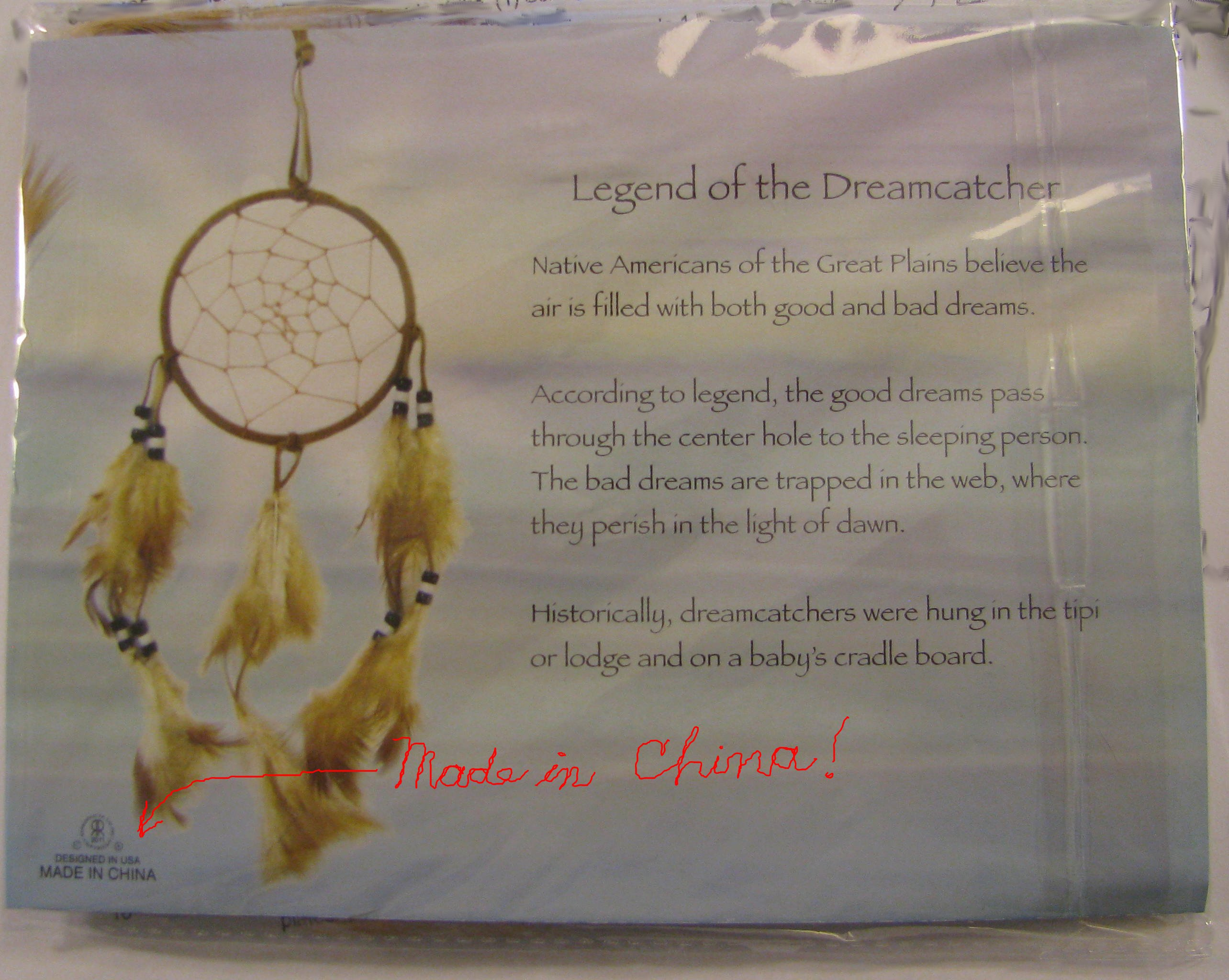 2011 Check Out The Dream Catchers Remarked Upon By Several People In Comments Below That Are Currently Being Included Guilt Mailings From St
