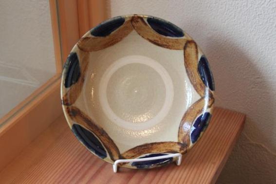 田村窯 7寸皿