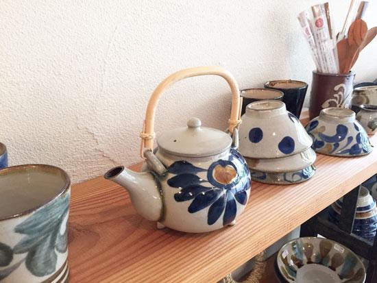 あき陶器工房 急須