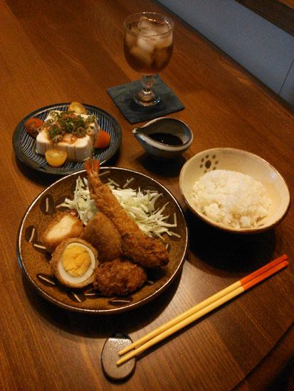 大阪のO様の食卓