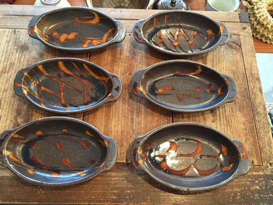 井上尚之 グラタン皿