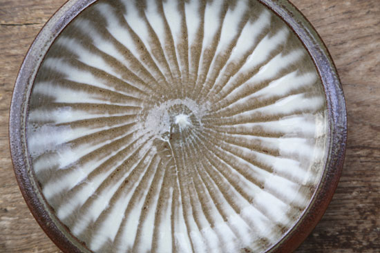 小石原焼 6寸皿