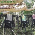 Lavar la mochila BOBA 3G