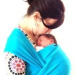 #porteoseguro bebé recién nacido