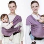 Pittari y Raku-Raku: nuevos portabebés