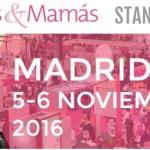 ¡Todo a punto para vivir la feria Bebés&Mamás en Madrid, con muchos  descuentos y novedades!