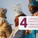¡4 consejos para disfrutar al máximo de la cabalgata de Reyes porteando!