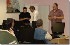 Marin Franković, Lothar Zeitler i ja