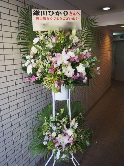 スタンド花|スタンドフラワー|フラスタ|カノシェ60890