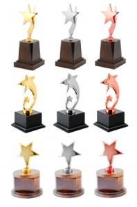 many-trophy