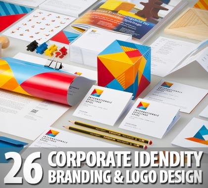 Corporate Identity, Branding and Logo Design