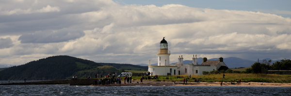 Chanonry Lighthouse, the Black Isle